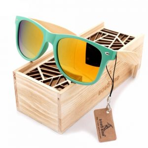 Wood Sunglasses And Watches
