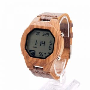 Wood Watches With Photos