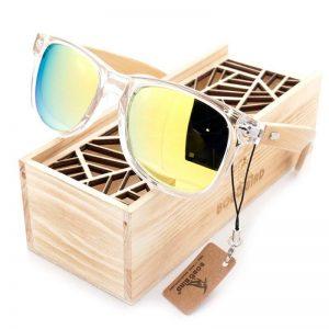 Wood Wayfarer Sunglasses