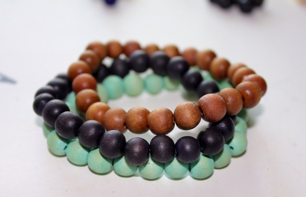 Yoga Bracelet Stacks